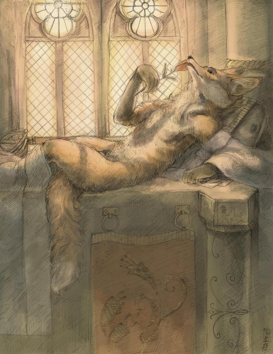 Parapet by Zethelius