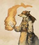 Flamecasting