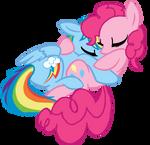 PinkieDash Cuddles