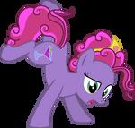 Sold: Sweetiebloom Foal (Apple Vodka)