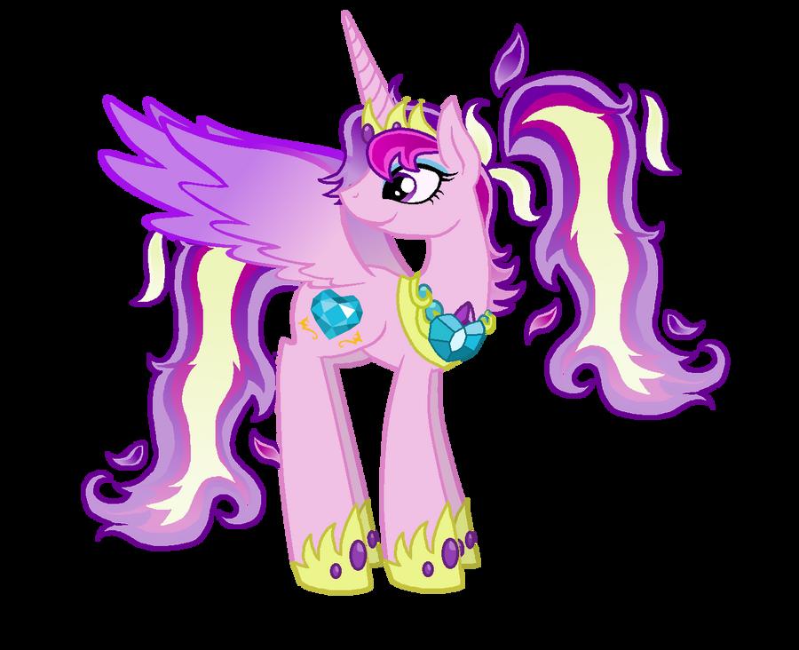 Older Princess Cadence by StarryOak