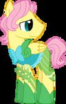 Butterscotch Gala Suit