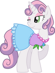 Sweetie Belle Stable Tec