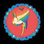 Sparkle Cola Rainbow Crash