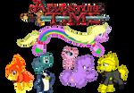 Minor Adventure Ponies