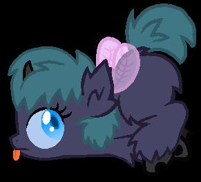 Princess Pupa Puff by StarryOak