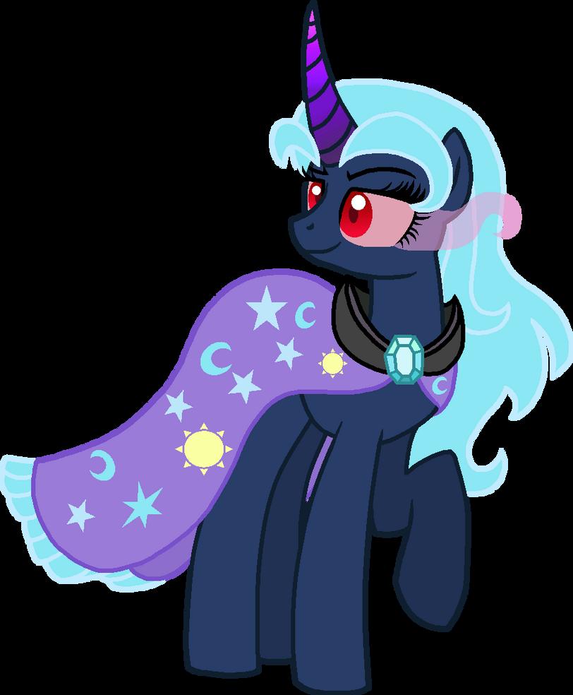 Amulet Trixie by StarryOak