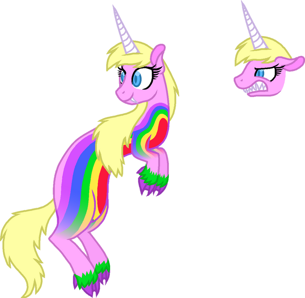 Lady Rainicorn by StarryOak on DeviantArt