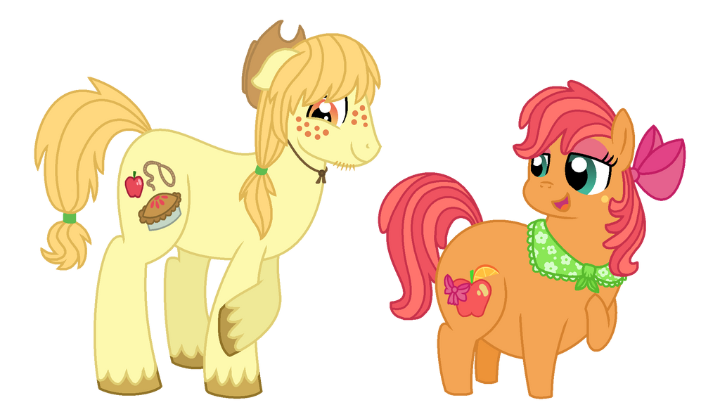 applejacks parents by burntuakrisp - photo #2