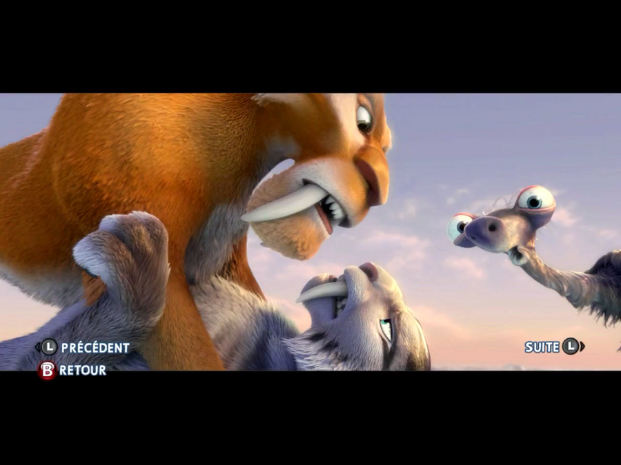 ice age 4 shira and diego kiss - photo #36