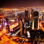 COLOR FEVER, DUBAI by Ssquared-Photography