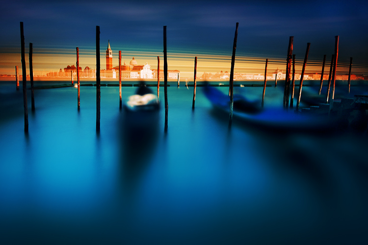 Venetian Blue Hours by Ssquared-Photography