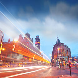 Manchester, another Angel of the North by Ssquared-Photography