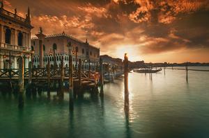 Getting lost in Venice...