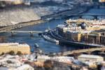 Prague tilt shift 1