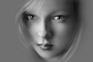 Soft Airbrushing - Girl's Face