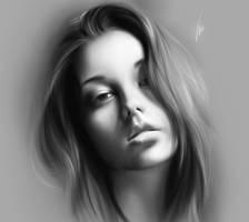 Girl Portrait by ArtOfWei