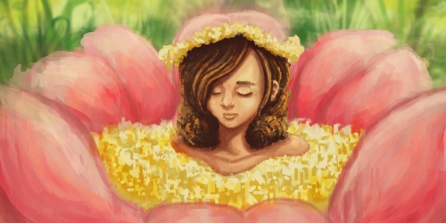 Birth of a fairy by YumisaR