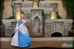 Cinderella Redesign Cosplay