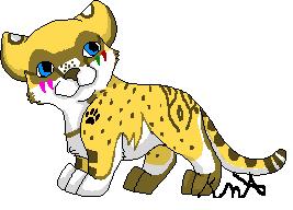 Chibi Selene by ki-neko-animura