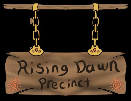Rising Dawn Precinct Pack Tracker by ki-neko-animura