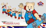 Frisian Flag Mascot