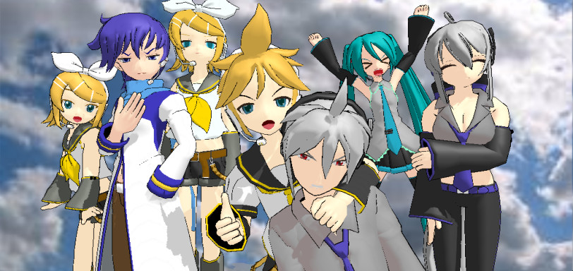 "MMD ""Soul Eater""- 1 Download by Jaemi-chan1091"