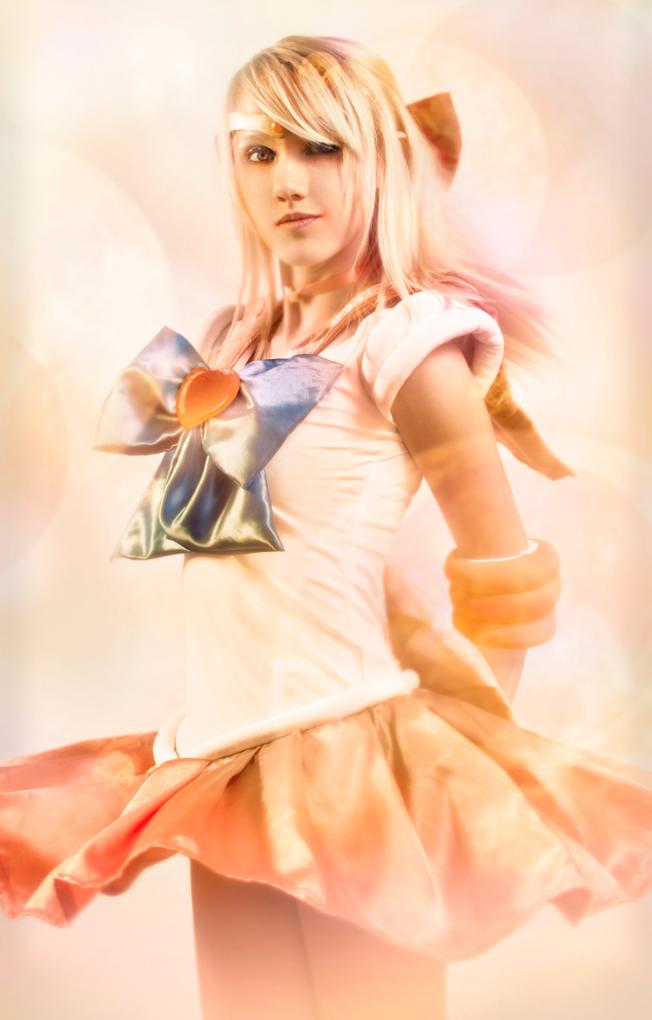 +Sailor Venus+ by MolecularAgatha
