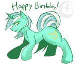 .:Birthday Lyra:.