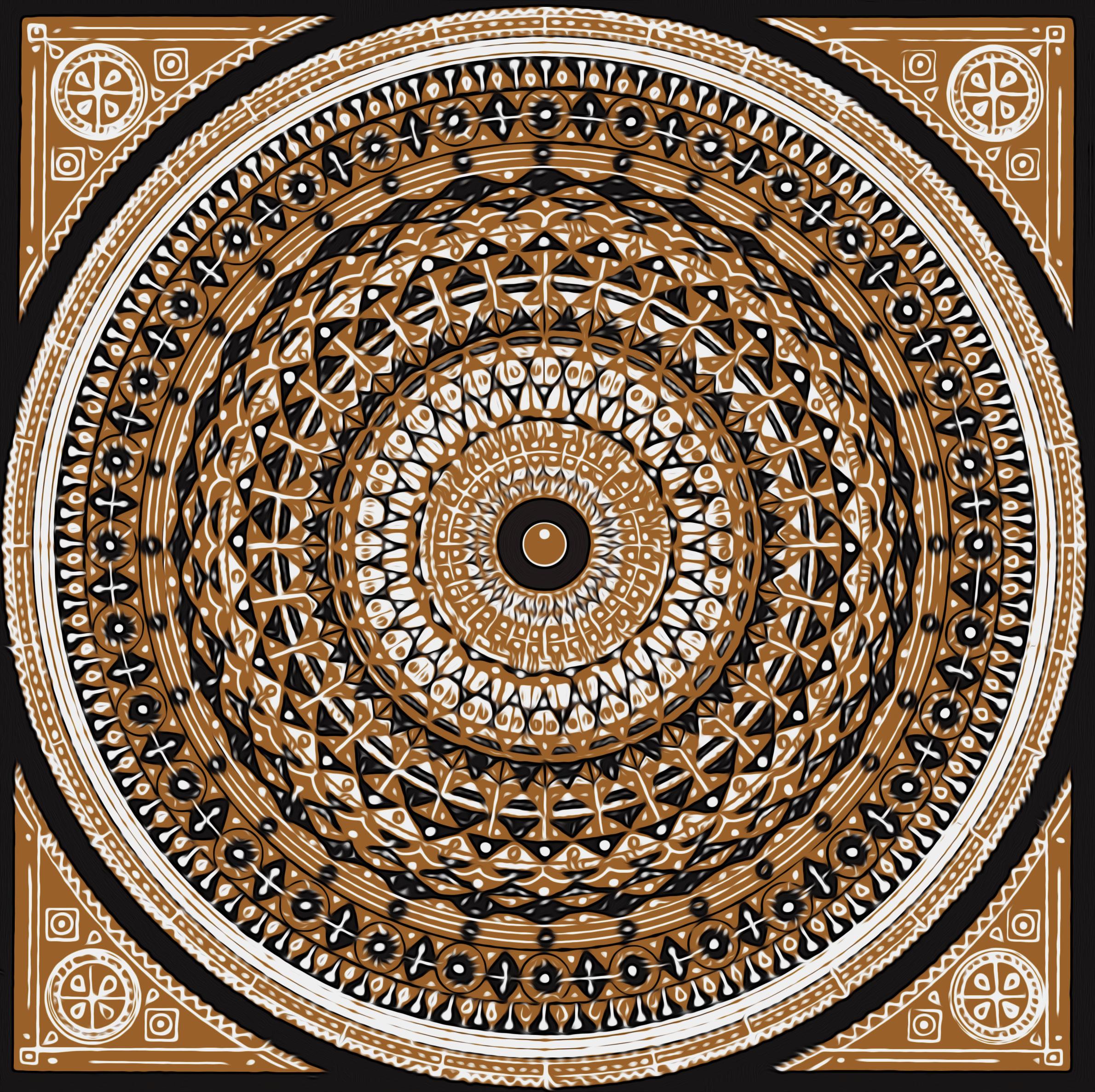 Islamic Mandala by massaad on DeviantArt