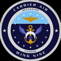 NLR Navy - Carrier Air Wing Nine by Wingstream