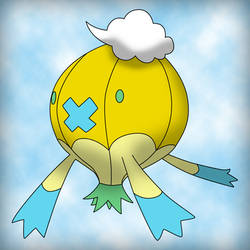 Magic Balloon by acer-v