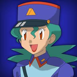 Officer Jenny by acer-v