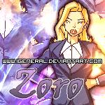 Zoro's Avatar by iGeneral
