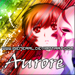 Aurore's Avatar by iGeneral