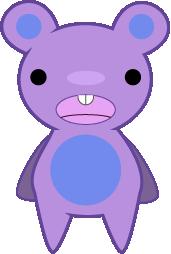 Cute Bear by Hazeldove2