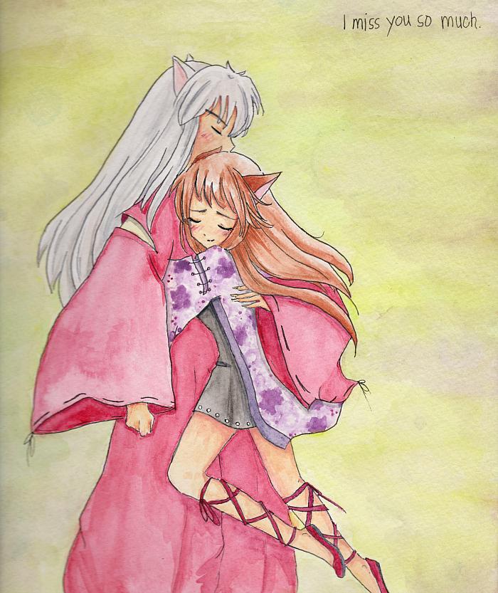 -: My Love :- by pinky-ichigo
