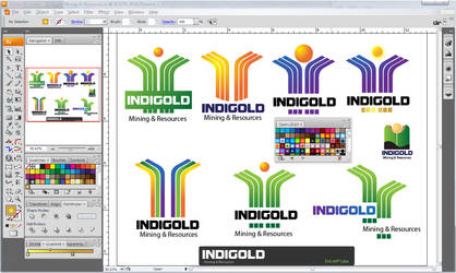 Prevue of  INDIGOLD WIP
