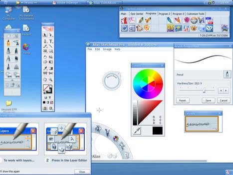2005 DesktopLook