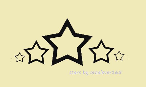 star tattoo modelleri