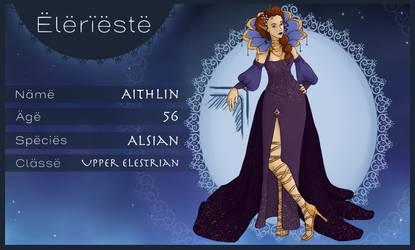 Elerieste app - Aithlin Marellian