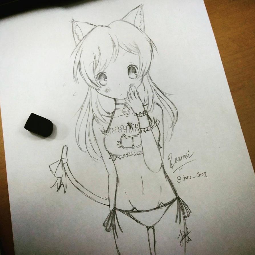 Renmei Neko Version by JaneChristie