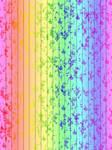 Rainbow Lucky Star Strips 2