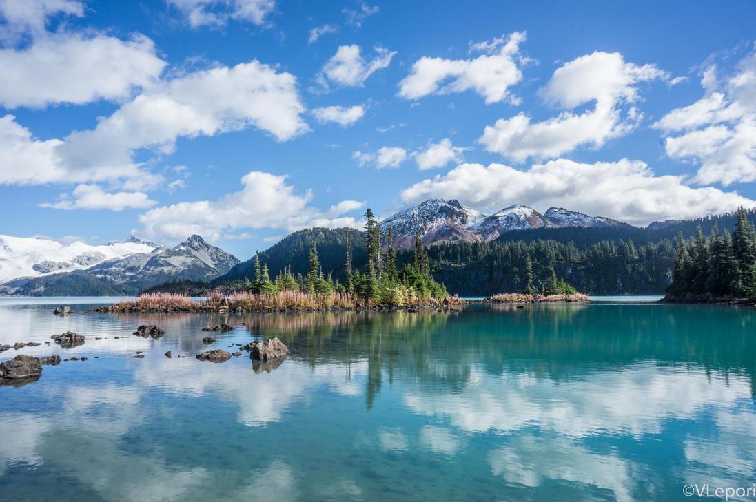 Beautiful B.C. by RunningFlames