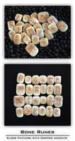 Bone Futhark Runes