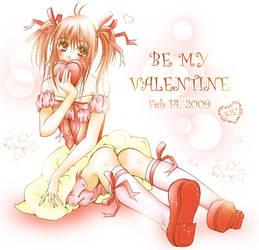 Be My Valentine by KurenaiRara