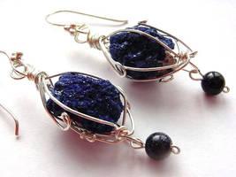 Galilei Earrings by sojourncuriosities