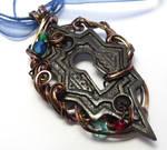 Passage Keyhole Necklace