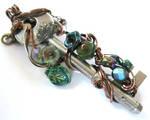 Skeleton Key Steampunk Necklace