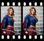 From Supergirl to Superwoman (Melissa Benoist)